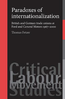 Paradoxes of Internationalization book