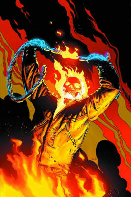 Ghost Rider Vol.2: The Life & Death Of Johnny Blaze by Richard Corben