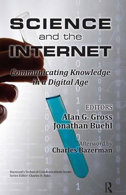 Science and the Internet by Alan G Gross