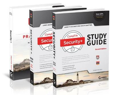 CompTIA Security+ Certification Kit , 5th Edition (Exam SY0-501) by Emmett Dulaney