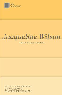 Jacqueline Wilson by Lucy Pearson