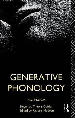 Generative Phonology book