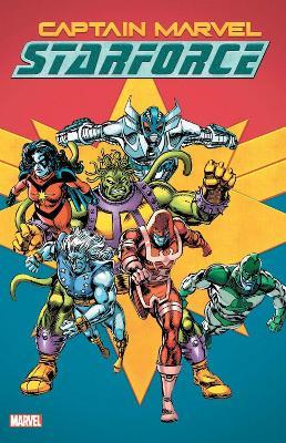 Captain Marvel: Starforce by Stan Lee