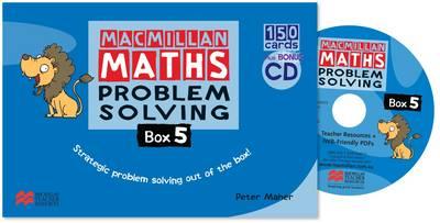 Maths Problem Solving Box 5 book