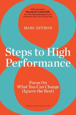 8 Steps to High Performance by Marc Effron