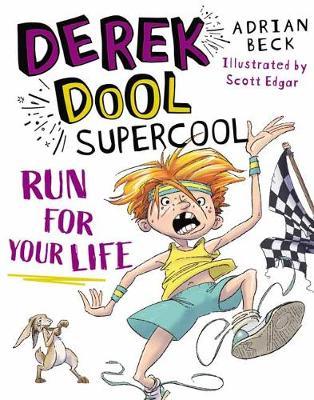 Derek Dool Supercool 3: Run For Your Life book