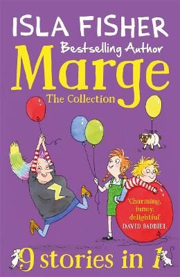 Marge The Collection: 9 stories in 1 book