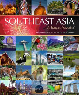 Southeast Asia by David Bowden