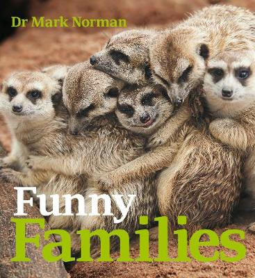 Funny Families book