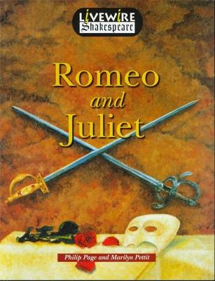 Shakespeare Graphics: Romeo & Juliet by Phil Page