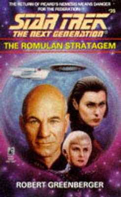 The Romulan Stratagem by Robert Greenberger