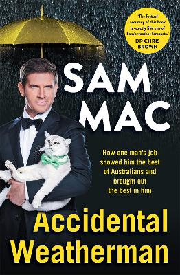 Accidental Weatherman book