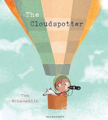 The Cloudspotter by Tom McLaughlin