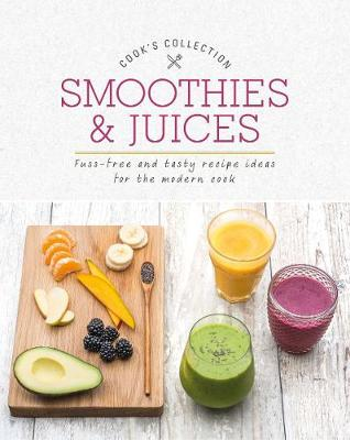 Smoothies & Juices book
