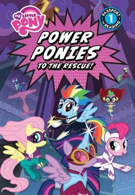 Power Ponies to the Rescue! by Charlotte Fullerton McGowen Magnolia Belle Meghan McCarthy, Betsy