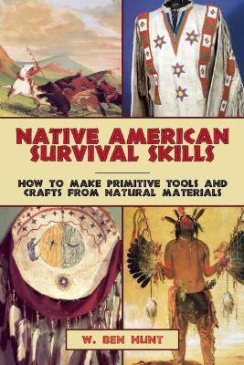 Native American Survival Skills book