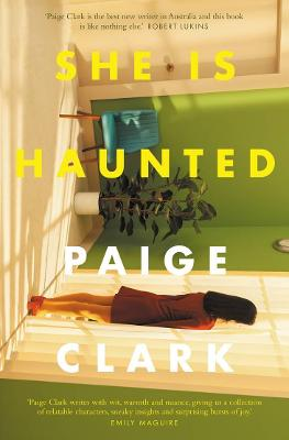 She Is Haunted book