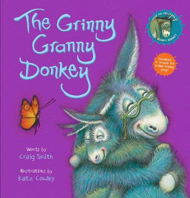 The Grinny Granny Donkey book