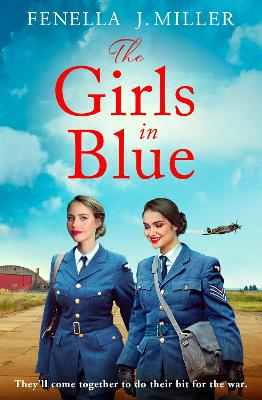 The Girls in Blue book