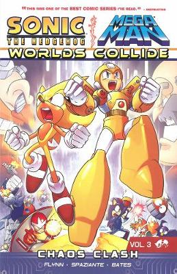 Sonic / Mega Man: Worlds Collide 3 by Sonic Scribes