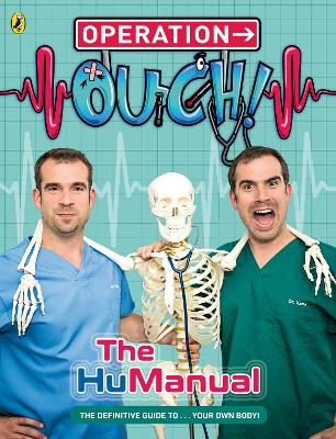 Operation Ouch!: The HuManual by Puffin