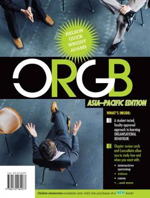 ORGB: Asia Pacific Edition by Christine Adams