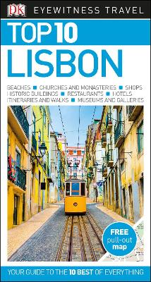Top 10 Lisbon by DK