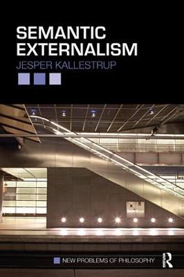Semantic Externalism book