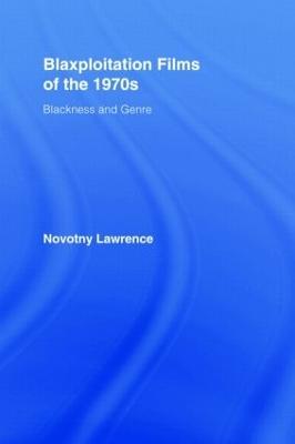 Blaxploitation Films of the 1970s book
