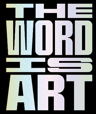 The Word is Art book