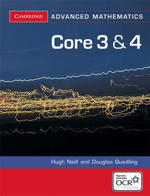 Core 3 and 4 for OCR by Douglas Quadling