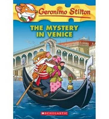 Mystery in Venice by Geronimo Stilton