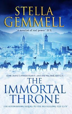 Immortal Throne by Stella Gemmell