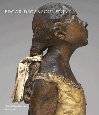 Edgar Degas Sculpture by Suzanne Glover Lindsay