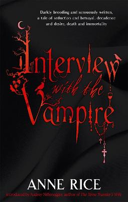 Interview With The Vampire book