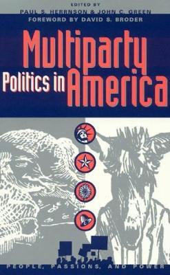 Multi-Party Politics in America by Paul S. Herrnson