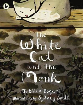 White Cat and the Monk by Jo Ellen Bogart