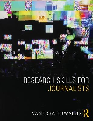 Research Skills for Journalists book