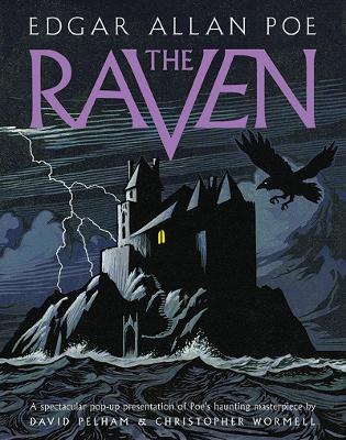 Raven: A Pop-up Book by Edgar Allan Poe