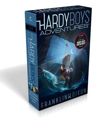 Hardy Boys Adventures Boxed Set by Franklin W. Dixon
