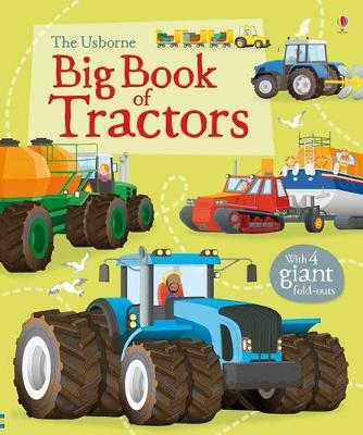 Big Book of Tractors book