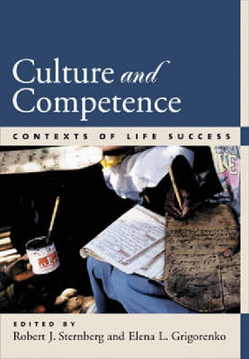 Culture and Competence by Robert J. Sternberg