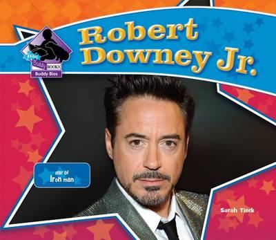Robert Downey Jr. by Sarah Tieck