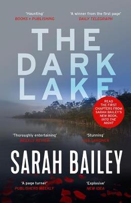Dark Lake by Sarah Bailey