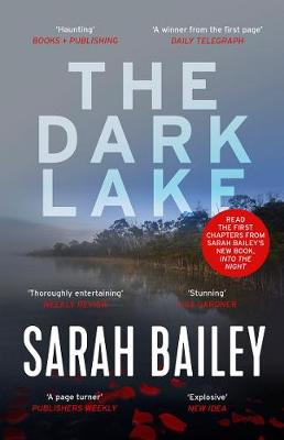 Dark Lake book