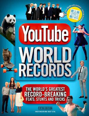 YouTube World Records: The world's greatest record-breaking feats, stunts and tricks by Adrian Besley