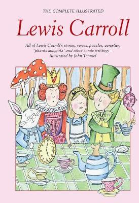 Complete Illustrated Lewis Carroll book