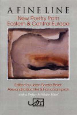 A Fine Line by Jean Boase-Beier
