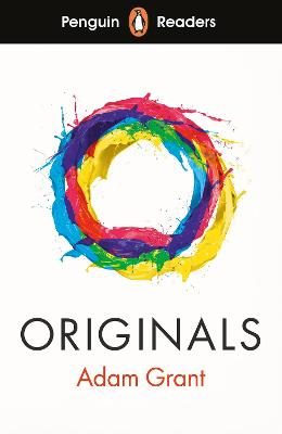 Penguin Readers Level 7: Originals (ELT Graded Reader) by Adam Grant