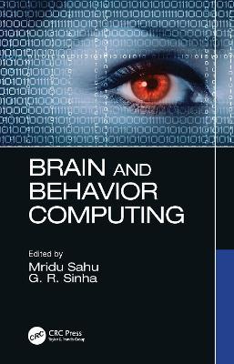 Brain and Behavior Computing by idu Sahu
